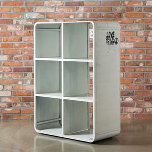 Bookcase 6hole